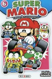 Super Mario - Manga Adventures -6- Tome 6