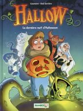 Hallow -1- La dernière nuit d'Halloween