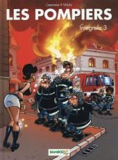 Les pompiers -INT03- Intégrale 3