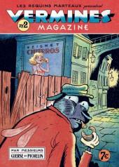 Vermines -HS2- Vermines magazine n°2