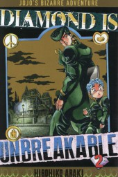 Jojo's Bizarre Adventure - Diamond is unbreakable -2- Les frères Nijimura