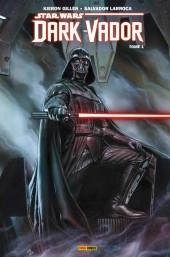Star Wars - Dark Vador (Panini Comics - 100% Star Wars) -1- Vador