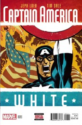 Captain America: White (2008) -1- You can't take it with you