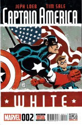 Captain America: White (2008) -2- Lost horizon