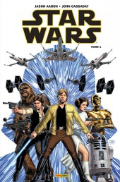 Star Wars (Panini Comics - 100% Star Wars) -1- Skywalker passe à l'attaque