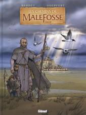 Les chemins de Malefosse -23- Poisons d'Italie