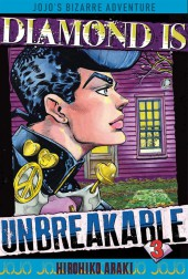 Jojo's Bizarre Adventure - Diamond is unbreakable -3- Koichi Hirose (Echoes)