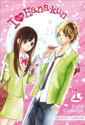 I Love Hana-Kun -1- Tome 1