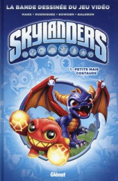 Skylanders -1- Petits mais costauds