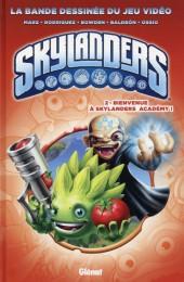 Skylanders -2- Bienvenue à Academy !