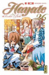 Hayate the combat butler -26- Tome 26