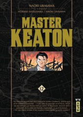 Master Keaton (Édition Deluxe) -12- Volume 12