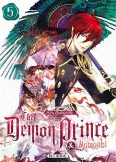Demon Prince & Momochi (The) -5- Tome 5