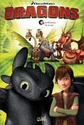 Dragons (DreamWorks) -3- Le Château de glace