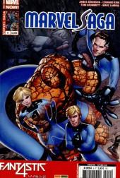Marvel Saga (2e série - 2014) -9- Fantastic Four - La Fin 1/2