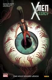 X-Men Legacy -4- Car nous sommes Légion