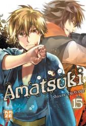 Amatsuki -15- Tome 15