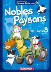 Nobles paysans -3- Tome 3