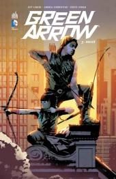 Green Arrow (DC Renaissance) -3- Brisé