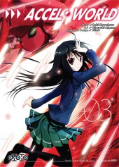 Couverture de Accel World -3- Tome 3