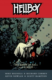 Hellboy (1994) -INT11- The bride of hell and others