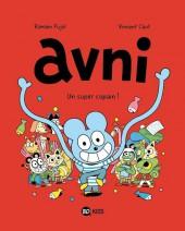 Avni -2- Un super copain !