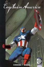 Captain America (2002) -INT4- Captain America Lives Again!