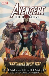 Avengers: The Initiative (2007) -INT05a- Dreams & nightmares