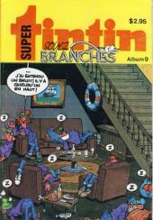 (Recueil) Tintin Super -SB9- Soyez branchés