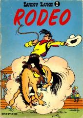 Lucky Luke -2b1970a- Rodéo
