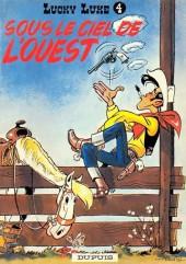 Lucky Luke -4b80- Sous le ciel de l'Ouest