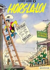 Lucky Luke -6c85- Hors-la-loi