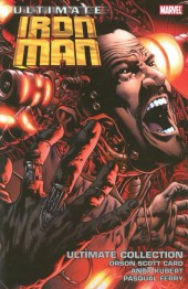 Ultimate Iron Man (2005) -INTUC- Ultimate Collection