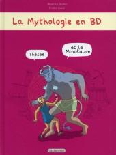 La mythologie en BD -4- Thésée et le minotaure