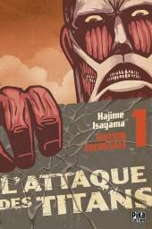 L'attaque des titans - Édition Colossale -1- Tome 1