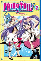 Fairy Tail - Blue Mistral -2- Tome 2