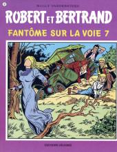 Robert et Bertrand -32- Fantôme sur la voie 7