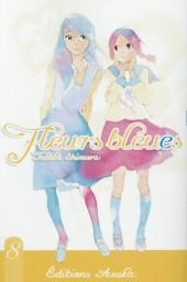 Fleurs bleues -8- Tome 8