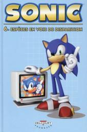 Sonic (Delcourt) -6- Espèces en voie de disparition
