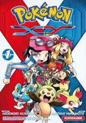 Pokémon : XY -1- Tome 1