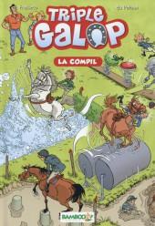 Triple galop -INT- La Compil'