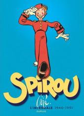 Spirou et Fantasio -6- (Int. Dupuis 2) -0b- Spirou par Jijé - L'intégrale 1940-1951