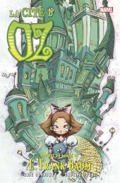 Le magicien d'Oz (Shanower/Young) -6- La Cité d'Oz