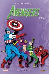 Avengers (The) (L'intégrale) -3a- 1966