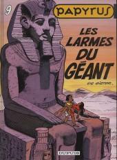 Papyrus -9b01- Les larmes du géant