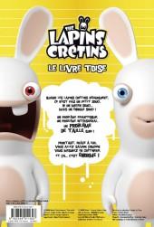 Lapins crétins (The) -HS2- Livre Toise