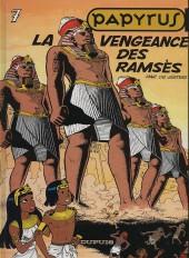 Papyrus -7c03- La vengeance des Ramsès