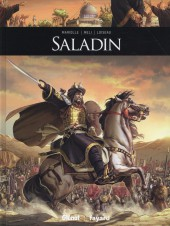 Ils ont fait l'Histoire -12- Saladin