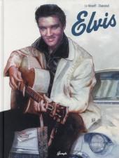 Elvis (Chanoinat/Le Hénanff) - Elvis en BD