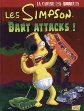 Les simpson (La cabane des horreurs) -7- Bart attacks !